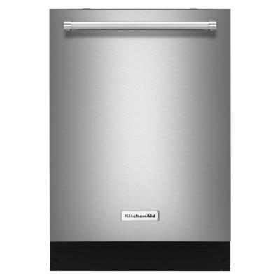 KitchenAid KDTE104ESS 46 dBA Dishwasher with ProWash Cycle
