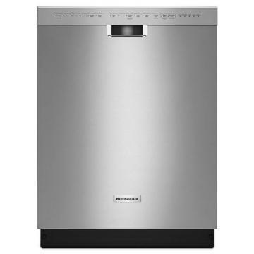 KitchenAid KDFE204ESS 46 dBA Dishwasher with ProScrub Option