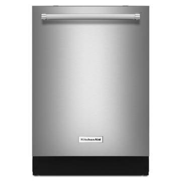 KitchenAid KDTM354ESS 44 dBA Dishwasher with Clean Water Wash System