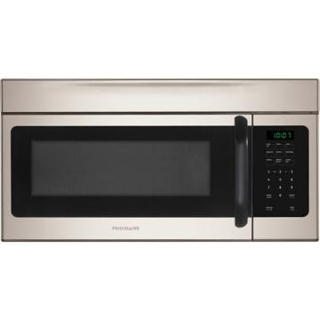 Frigidaire FFMV162LM 1.6 Cubic Feet Over-The-Range Microwave