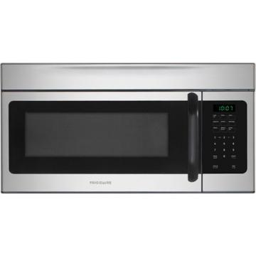 Frigidaire FFMV162LS Over-The-Range Microwave, 1.6 Cubic Feet, Stainless Steel