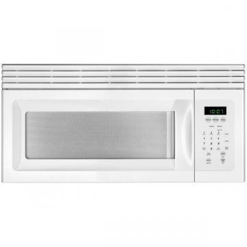 Frigidaire MWV150KW Over-The-Range Microwave, 1.5 Cubic Feet, White