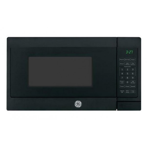 GE JEM3072DHBB Countertop Microwave, 0.7 Cubic Feet In Black