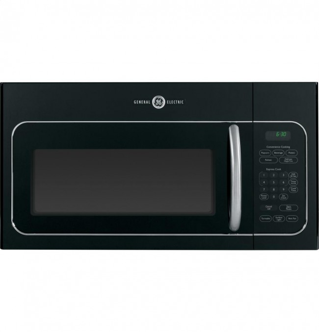 GE AVM4160DFBS Artistry Over-The-Range Microwave