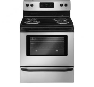 "Frigidaire FFEF3015LM 30"" Electric Self Clean Coil Top"