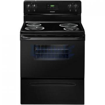 "Frigidaire FFEF3011LB 30"" Electric Range Black"