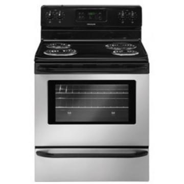 "Frigidaire FFEF3015LS 30"" Self-Clean Electric Range"