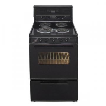 "Premier ECK340BP 24"" Electric Range Black"