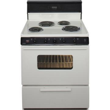 "Premier EDK240TP 30"" Electric Range Bisque"