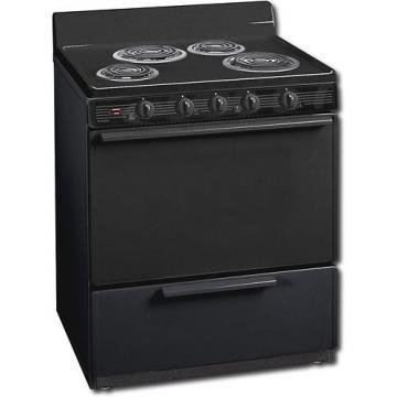 "Premier EDK100BP 30"" Electric Range Black"