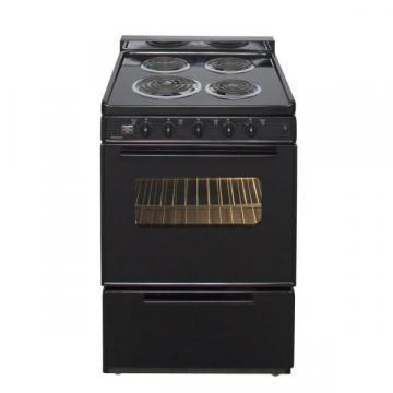 "Premier ECK3X0BP 24"" Electric Range Black"