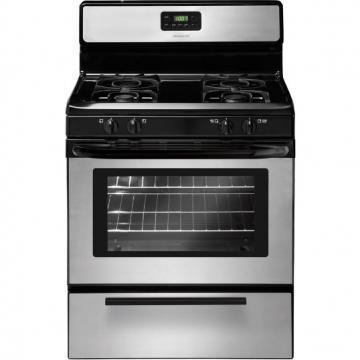 "Frigidaire FFGF3017LS 30"" Electric Ignition Gas Range"