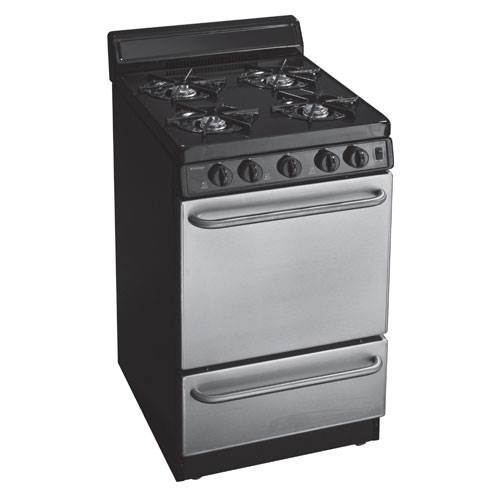 "Premier SAK600BP 20"" Electronic Ignition Gas Range"