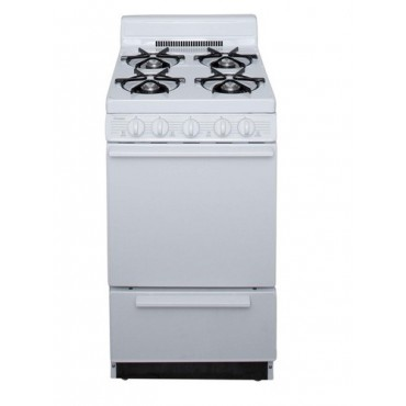 "Premier SAK100OP 20"" Electronic Ignition Gas Range"