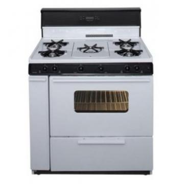 "Premier SLK249WP 36"" Electronic Ignition Gas Range"