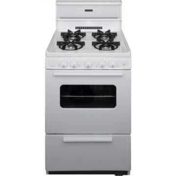 "Premier SJK240OP 24"" Electronic Ignition Gas Range"