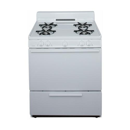 "Premier SFK100OP 30"" Electronic Ignition Gas Range"