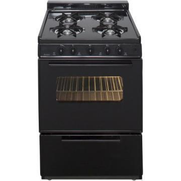 "Premier SCK3XRBP 24"" Electronic Ignition Gas Range"