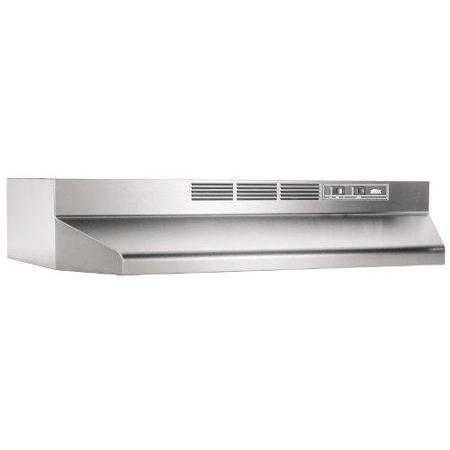 "Broan 30"" Stainless Steel Range Hood"