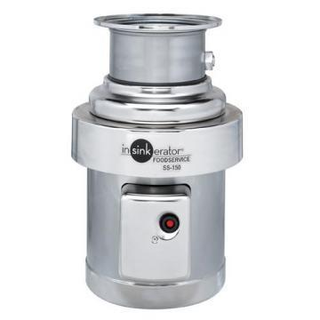 InSinkErator 1-1/2 HP Commercial Disposer 1 Phase