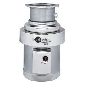 InSinkErator 1-1/2 HP Commercial Disposer 3 Phase