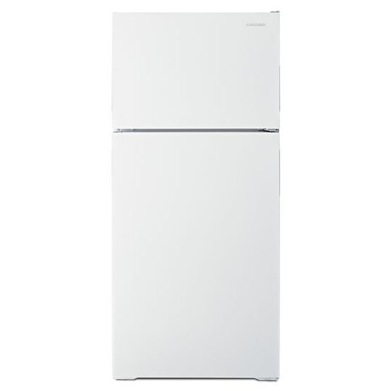 Amana ART104TFDW 14 Cubic Feet Top-Mount Refrigerator
