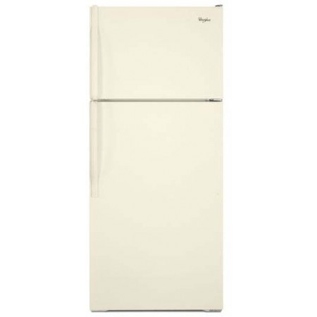 Whirlpool W8TXNWFBT 18 Cubic Feet Refrigerator Right Hand Bisque