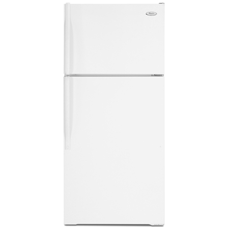 Whirlpool W4TXNWFWQ 14.4 Cubic Feet Refrigerator Right Hand White 28""