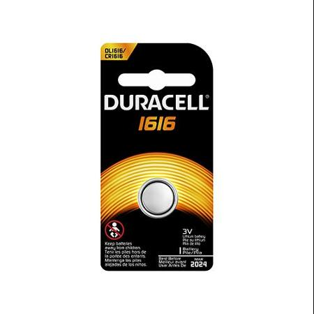 Duracell DL1616 3V Coin Cell Battery