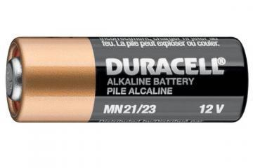 Duracell A23 Coppertop Alkaline Battery, Package of 4
