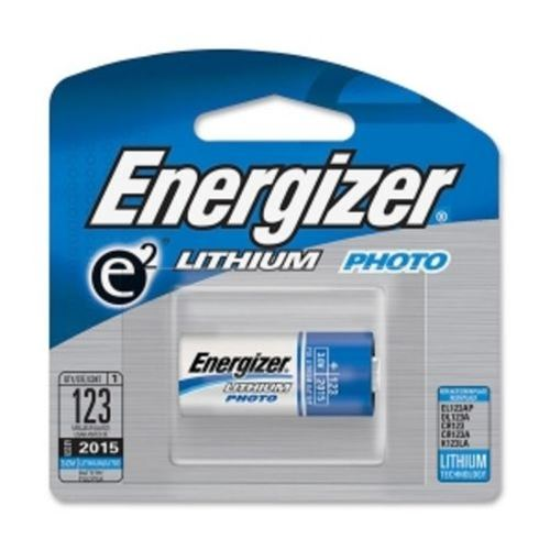 Energizer 3V EL123 Lithium Photo Battery