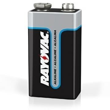 Rayovac 9V Carbon Zinc Battery 12 Per Package