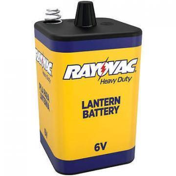 Rayovac 6V Carbon Zinc Lantern Battery