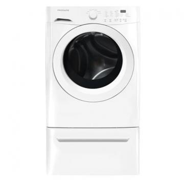 Frigidaire FFFW5000QW 3.9 Cu Ft Full Size Front Load Washer