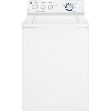 GE GTW180SCJWW 3.6 Cubic Feet Extra-Large Capacity Top Load Washer