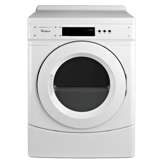Whirlpool CED9060AW Commercial OPL Electric Dryer