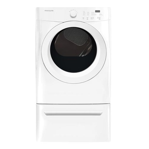 Frigidaire FFQG5000QW 27 Front Load Gas Dryer