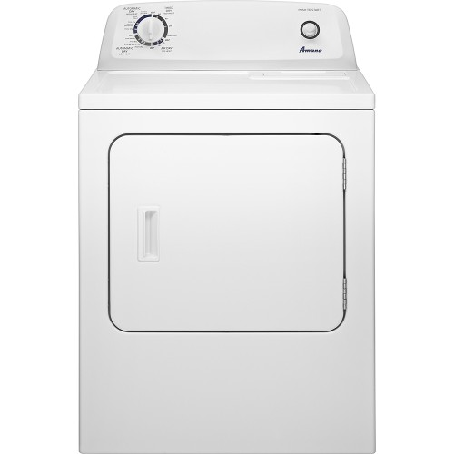 Amana NED4655EW 6.5Cubic Feet Electric Dryer 11 Cycle