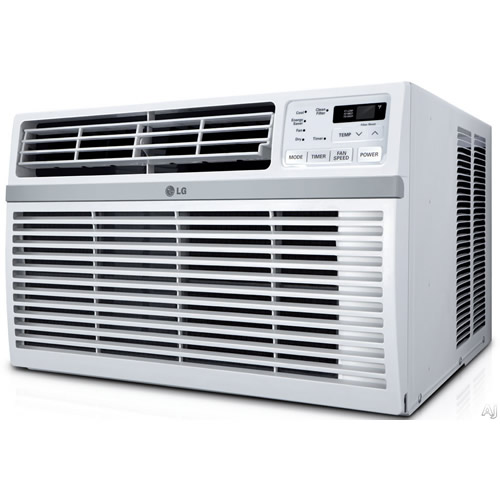 LG 8,000 BTU 115V Window Air Conditioner