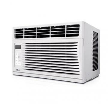 LG 6,000 BTU 115V Window Air Conditioner