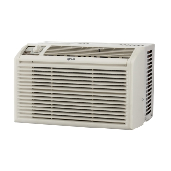 LG 5,000 BTU 115V Window Air Conditioner