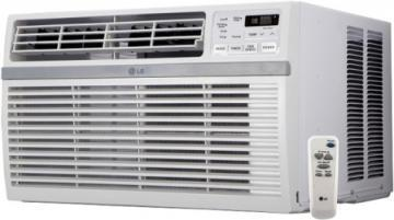 LG 10,000 BTU 115V Window Air Conditioner