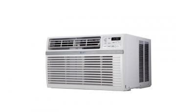 LG 10,000 BTU 115V Casement Window Air Conditioner