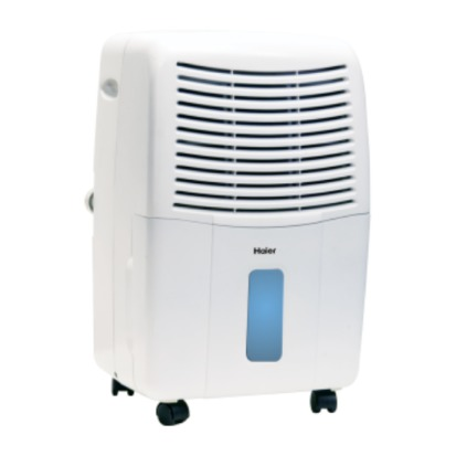 Haier 45 Pint Portable Dehumidifier