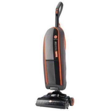 "Hoover Hushtone Light 13.5"" Bagged Vacuum"