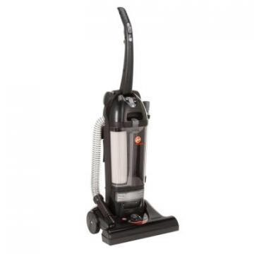 "Hoover Hush 15"" Bagless Upright"