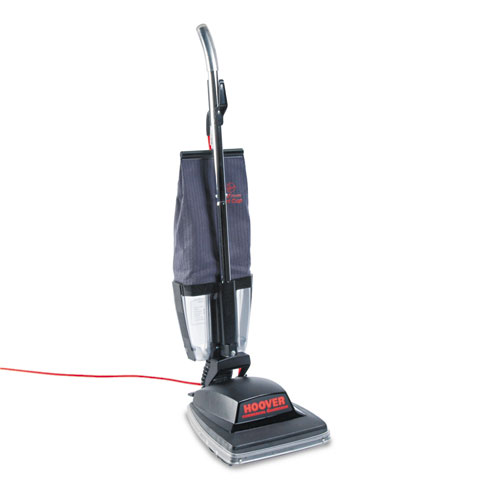 "Hoover Guardsman 12"" Commercial Bagless Upright Vacuum"