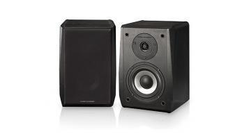 Thonet & Vander VERTRAG - 2.0 Wooden Bookshelf Speakers