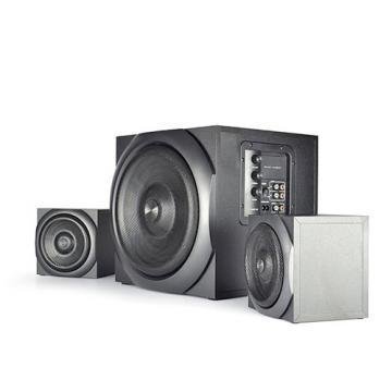 Thonet & Vander DASS - Wooden Bookshelf Speakers 2.1