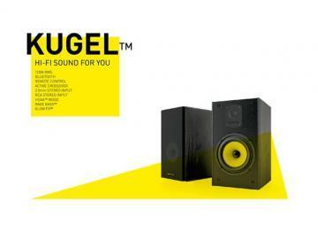 Thonet & Vander KUGEL - 2.0 Wooden Bookshelf Speakers
